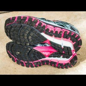 Brooks Shoes - Brooks GTS 17 Rock N Roll Size 11.5 M Women's